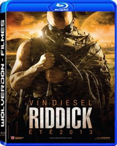 Riddick 3 (2013) Bluray 1080p Dublado – Torrent Download