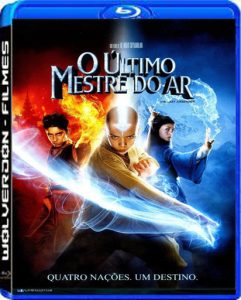 O Último Mestre do Ar (2010) BluRay 1080p 3D HSBS Dublado