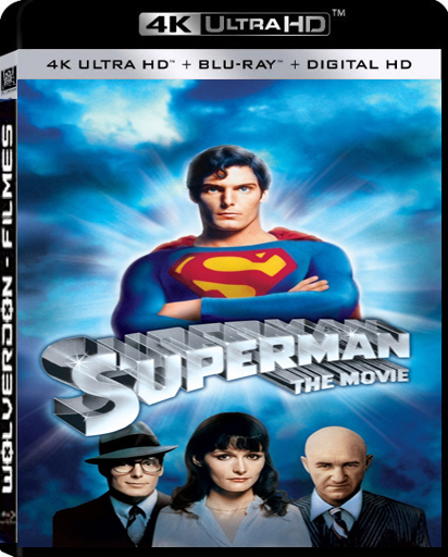 Superman – O Filme Torrent (1978) REMASTERIZADO Dublado 4k