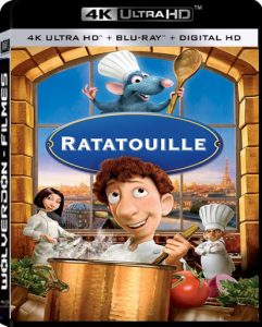 Ratatouille Torrent (2007) Bluray 1080p 3D 4K Dublado –  Download