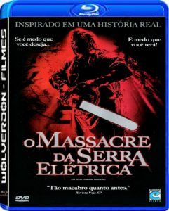 O Massacre Da Serra Elétrica Torrent (2003) Dublado / Dual Áudio Bluray 720p  –  Download