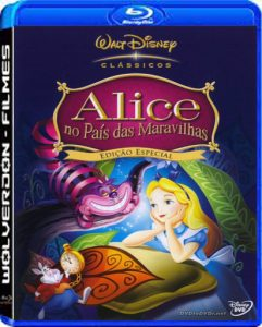 Alice no País das Maravilhas Torrent (1951) BluRay 720p - 1080p 5.1 Dual Áudio Download