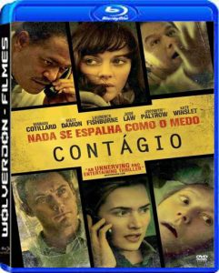 Contágio Torrent (2011) BluRay 720p e 1080p FULL Dual Áudio 5.1 Download