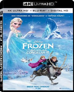 Frozen Uma Aventura Congelante Torrent (2014) Bluray Dublado 720p 1080p 3D 4K –  Download