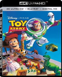 Toy Story – Um Mundo de Aventuras Torrent (1995) Bluray 1080p 3D 4K Dublado  Download