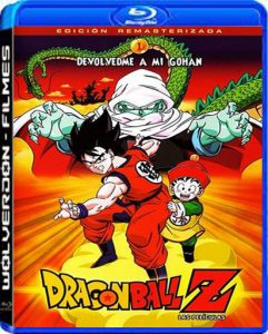 Dragon Ball Z: Devolvam-me Gohan (1989) Torrent – BluRay 720p Dublado Download