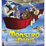 Um Monstro em Paris (2011) Torrent – BluRay 720p e 1080p 5.1 Dual Áudio Download