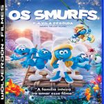 Os Smurfs e a Vila Perdida BluRay (2017) Torrent – 1080p 3D HSBS 5.1 Dublado / Dual Áudio Download