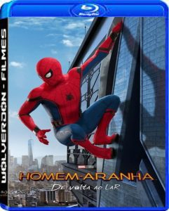 Homem Aranha De Volta ao Lar BluRay (2017) 720p e 1080p 5.1 Dual Áudio / Dublado Torrent Download