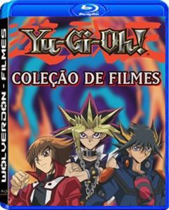 Yu-Gi-Oh!: Coleção de Filmes (1999-2016) DVDRip, BluRay 720p Dublado e Legendado | Legenda Fixa – Download Torrent