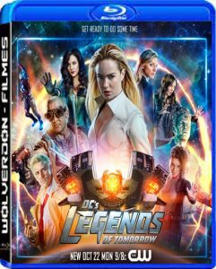 Legends of Tomorrow 4ª Temporada Torrent (2018) Dublado / Legendado WEB-DL 720p | 1080p – Download