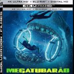 Megatubarão Torrent (2018) Dublado / Dual Áudio BluRay – REMUX 720p e 1080p e 2160p 4K – Download