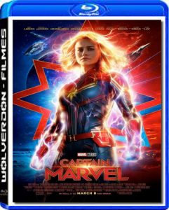 Capitã Marvel Torrent (2019) Dublado / Legendado HD – Download