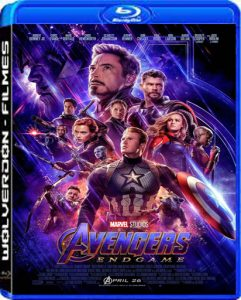 Vingadores – Ultimato Torrent (2019) Dublado / Legendado HD 720p – Download