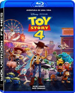 Toy Story 4 Torrent (2019) Dublado HD 720p – Download