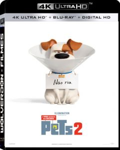 Pets – A Vida Secreta dos Bichos 2 Torrent (2019) Dublado / Dual Áudio / Legendado (BluRay) 720p e 1080p e 2160p 4K – Download