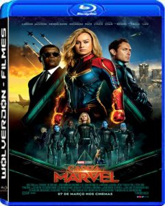 Capitã Marvel Torrent – (2019) OPEN MATTE  Dual Áudio WEB-DL- FULL 1080p – Download