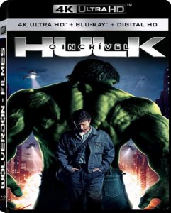 O Incrível Hulk Torrent (2019) Dual Áudio BluRay 2160p 4K – Download