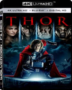 Thor Torrent (2011) Dual Áudio BluRay 2160p 4K – Download