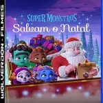 Super Monstros Salvam o Natal Torrent (2019) Dual Áudio / Dublado WEB-DL 1080p – Download