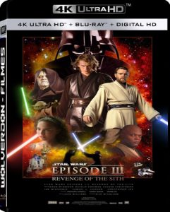 Star Wars: Episódio III – A Vingança dos Sith Torrent (2005) BluRay 720p | 1080p | 4K Dual Áudio