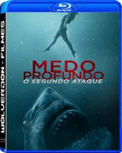 Medo Profundo 2 – O Segundo Ataque Torrent (2020) Dual Áudio 5.1 BluRay 720p e 1080p FULL HD Download