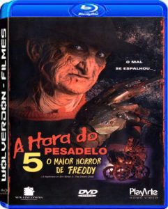 A Hora do Pesadelo 5 - O Maior Horror de Freddy Torrent (1989) Dublado / Trial Áudio Bluray 720p | 1080p Download