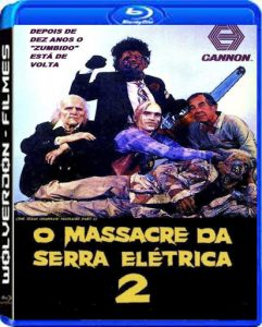 O Massacre da Serra Elétrica 2 Torrent (1986) Dublado / Dual Áudio Bluray 720p Download