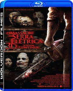 O Massacre da Serra Elétrica 3D - A Lenda Continua Torrent (2013) Dublado Bluray 720p Download