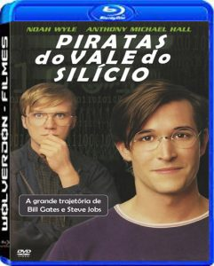 Piratas da Informática: Piratas do Vale do Silício Torrent (1999) Dublado / Dual DVDRip Download