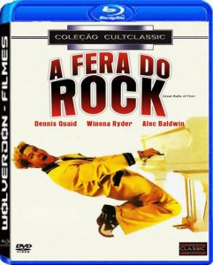 A Fera do Rock Torrent (1989) Dual Áudio / Dublado BluRay 720p FULL – Download