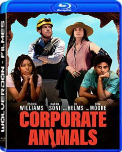 Corporate Animals Torrent (2019) Dual Áudio / Dublado WEB-DL 1080p – Download