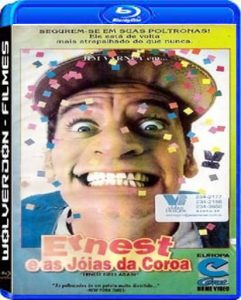 Ernest Vai Para a Escola Torrent (1993-1994) Dublado DVDRip – Download