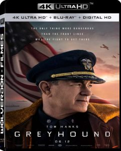 Greyhound: Na Mira do Inimigo Torrent (2020) Dual Áudio 5.1 / Dublado WEB-DL 720p 1080p e 2160p 4K – Download
