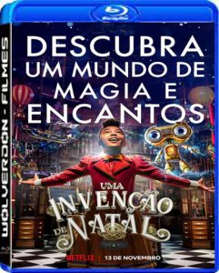 Uma Invenção de Natal Torrent (2020) Dual Áudio 5.1 / Dublado WEB-DL 1080p – Download