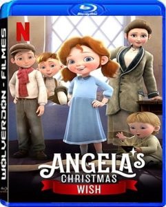 O Presente de Natal de Angela Torrent (2020) Dual Áudio 5.1 / Dublado WEB-DL 1080p – Download