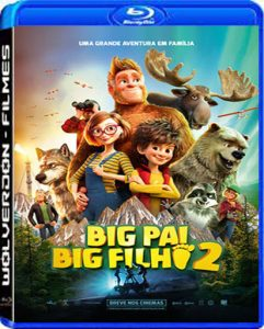 Big Pai, Big Filho 2 Torrent (2021) Dual Áudio / Dublado BluRay 1080p FULL HD – Download